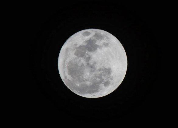 Encore plus belle grâce à la lune ?