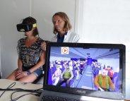 Vaincre ses peurs grâce à la réalité virtuelle