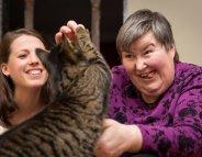 Les animaux, précieux partenaires des soins