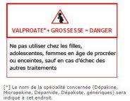 Dépakine® et grossesse : un pictogramme pour prévenir
