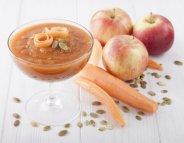 Menus santé : des desserts aux légumes !