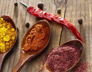 Menu santé : pour une saison pimentée !