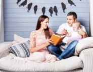 Apprentissages : lisez avec votre Bébé !