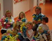 Enfants à l'hôpital : l'opération « p'tits doudous » fait des petits