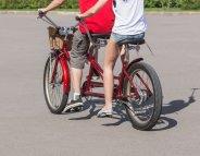 Tandem, les bienfaits du vélo à deux