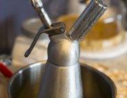 Siphon culinaire : vérifiez la liste des produits dangereux