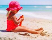Quelle protection solaire pour les enfants ?