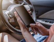 Conduite automobile : décrochez donc de vos portables