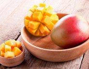 Menus santé : la douceur exotique de la mangue