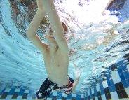 Le bon moment pour apprendre à nager