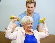 EHPAD : l'activité physique contre les démences