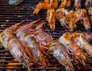 Menus santé : osez les crustacés