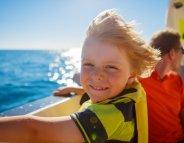 Une promenade en mer… et en sécurité !