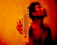 Coup de chaleur : quand le corps surchauffe