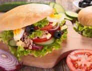 Menus santé : quand les sandwichs ont tout bon