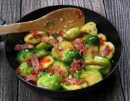 Menus santé : chics à souhait, les légumes glacés