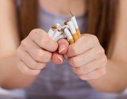 Cancer du sein : arrêter de fumer au diagnostic améliore la survie