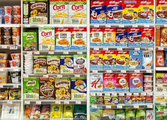 Céréales pour enfants : trop de sucres et… pas assez de céréales