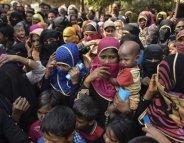 Bangladesh : l'aide sanitaire pour les réfugiés Rohingyas