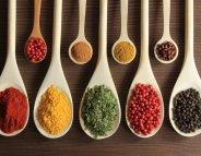 Menus santé : les épices, de l'exotisme à toutes les sauces