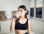 Boire du petit-lait, c'est bon pour la santé