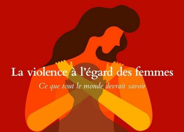 Violences faites aux femmes, tous concernés !