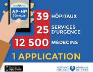 A l'AP-HP, une appli pour simplifier les démarches