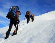 Perte de poids, fonte musculaire : quand l'alpinisme met le corps à rude épreuve