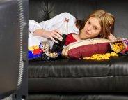 Les pubs télé poussent les ados vers la malbouffe