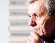Dépression : les personnes âgées aussi