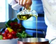 Huile végétale et cuisson : attention, fragile…