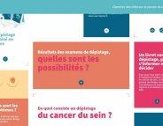 Cancer du sein : un site destiné à toutes les femmes