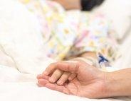 Enfants hospitalisés, la présence de leurs parents est vitale