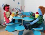 Cancers pédiatriques : des poupées pour rassurer les enfants