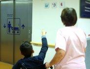 Au CHU de Besançon, un jeu de piste pour rassurer les enfants
