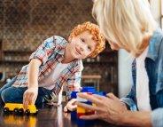 Enfance : jouer c'est grandir un peu