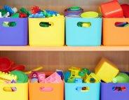 Des phtalates retrouvés dans 20% des jouets testés en Europe