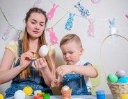 Pâques : soyez créatif avec vos enfants !
