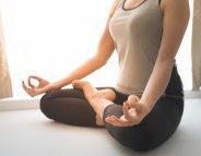 Méditation de pleine conscience : efficace contre l'anxiété