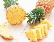 Menus santé : avec l'ananas, l'exotisme dans la bouche