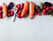 Menus santé : a l'apéritif, l'option pommes de terre
