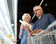 Les produits laitiers, bons pour les hommes de plus de 50 ans…