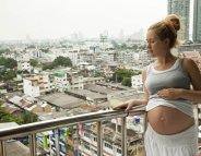 Grossesse : être exposé à la pollution coûte cher