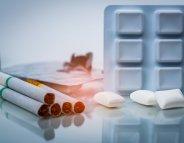 Sevrage tabagique : chewing-gums et patchs désormais remboursés