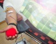 Don du sang : faîtes le premier pas !