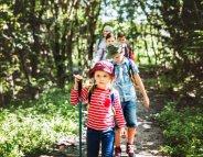 Menus-santé : pique-nique de randonnée, de l'énergie dans le panier !