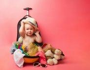 Les premières vacances de Bébé en toute sécurité