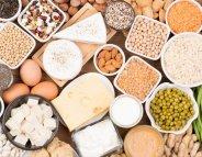 Plus de protéines pour une meilleure santé osseuse