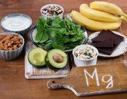 Menus santé : faites le plein de magnésium