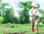 Pour une bonne santé respiratoire… grandir près de la nature